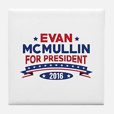 Evan McMullin For President Tile Coaster
