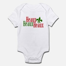HeauxHeauxHeaux Infant Bodysuit