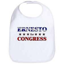 ERNESTO for congress Bib