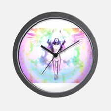 Body Of Light Version 2 Wall Clock
