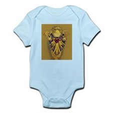 Angel GOLDEN Heart Infant Bodysuit
