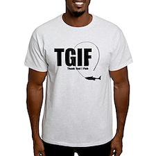TGIF Fishing T-Shirt