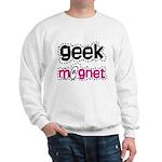 Geek Magnet Sweatshirt