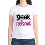 Geek Magnet Jr. Ringer T-Shirt