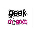 Geek Magnet Mini Poster Print
