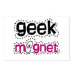 Geek Magnet Postcards (Package of 8)