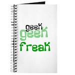 Geek FREAK Journal