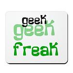 Geek FREAK Mousepad