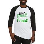 Geek FREAK Baseball Jersey