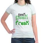 Geek FREAK Jr. Ringer T-Shirt