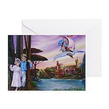 """MADELEINE & EMORY"" Greeting Cards (Pk of 10)"