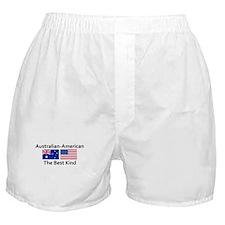 Australian American-the Best  Boxer Shorts