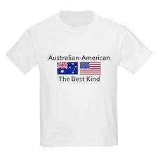Australian American-the Best  T-Shirt