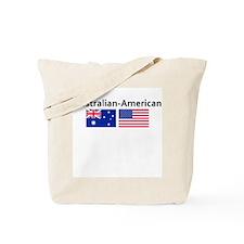 Australian American Tote Bag