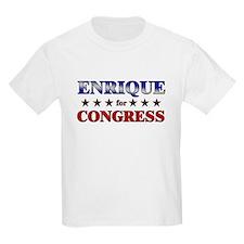 ENRIQUE for congress T-Shirt