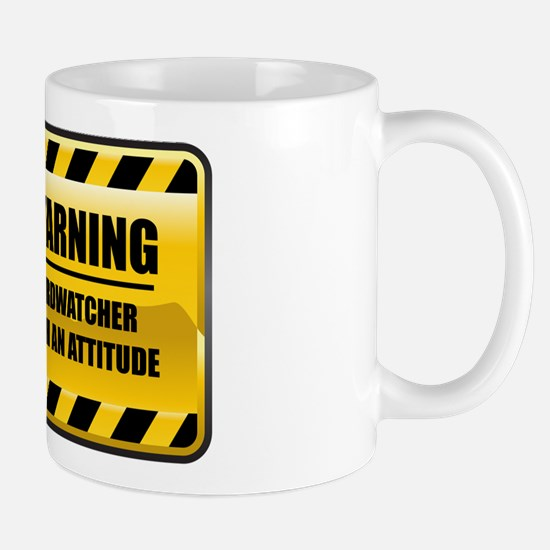 Warning Birdwatcher Mug