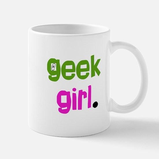 geek Girl Mug