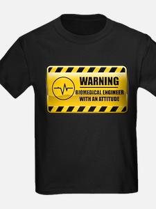 Warning Biomedical Engineer T