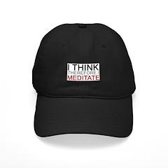 Meditate Baseball Hat