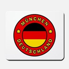 Munchen Deutschland Mousepad
