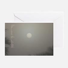 501.VENICE FOG Greeting Cards (Pk of 10)