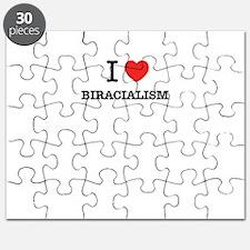 I Love BIRACIALISM Puzzle
