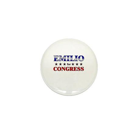 EMILIO for congress Mini Button (10 pack)