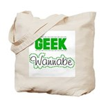 geek Wannabe Tote Bag