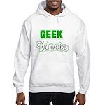 geek Wannabe Hooded Sweatshirt