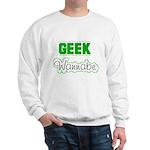 geek Wannabe Sweatshirt