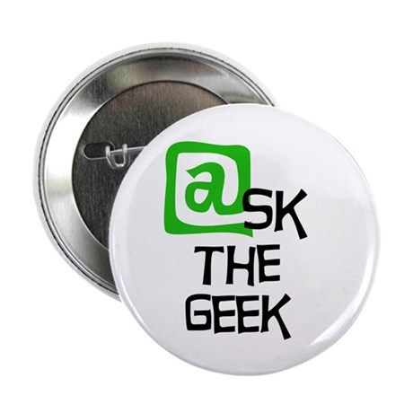 "@sk the Geek 2.25"" Button (10 pack)"