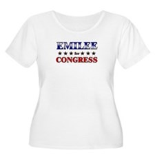 EMILEE for congress T-Shirt