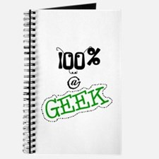 100 % a Geek Journal