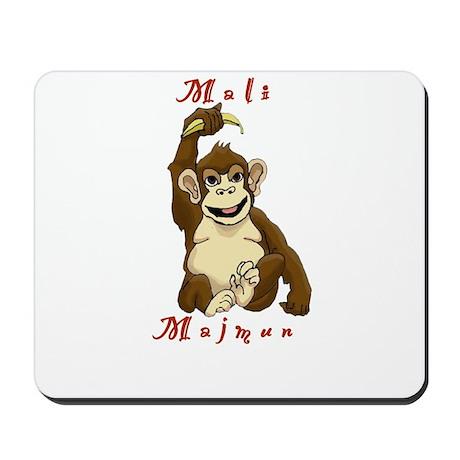 Mali Majmun Mousepad
