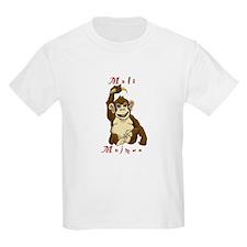 Mali Majmun T-Shirt