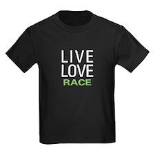 Live Love Race T