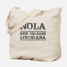 Cute Nola Tote Bag