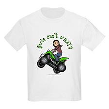Light Four-Wheeler T-Shirt