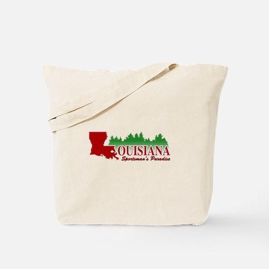 Louisiana Tote Bag