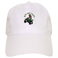 Dark Four-Wheeler Baseball Cap