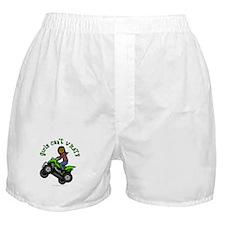 Dark Four-Wheeler Boxer Shorts