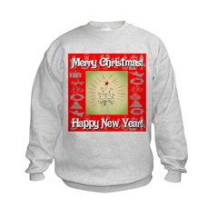 Glorious Christmas Tree Sweatshirt