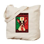 Obey the Chihuahua! 1904 Tote Bag