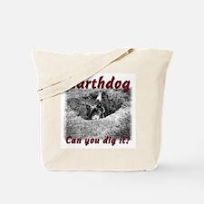 Earthdog Tote Bag