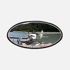 Float plane, Trail Lake, Alaska 2 Patch