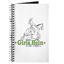 Cute Cutting horses Journal