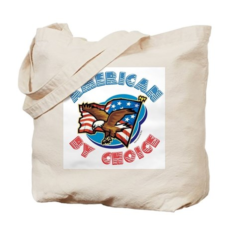 American By Choice Tote Bag By Barrysworld