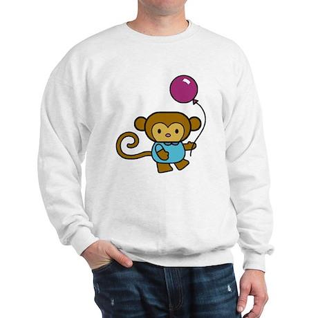 Bobo Monkey Sweatshirt