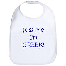 Unique Greek baby Bib