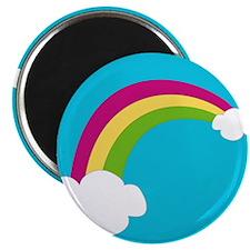 Rainbow Cutie Magnet